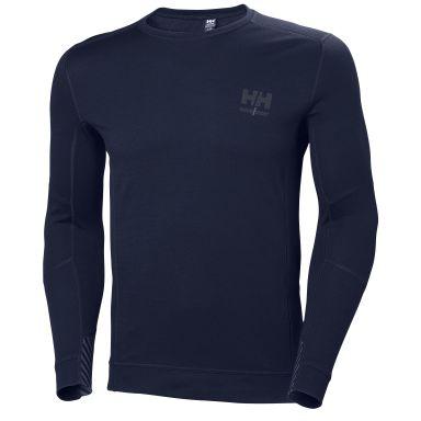 H/H Workwear Lifa Merino Undertröja marinblå