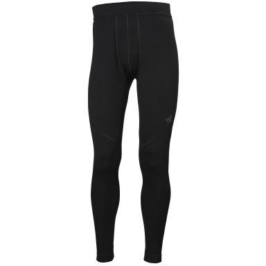 H/H Workwear Lifa Merino Underställsbyxa svart