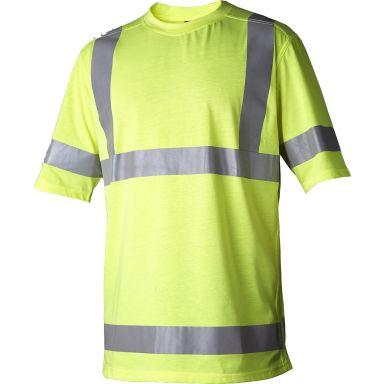 Top Swede 168 T-skjorte varsel, gul