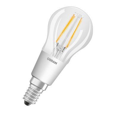 Osram Classic P LED-lampa 470 lm, E14, kron