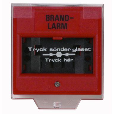 KAMIC 94.4110 Larmtryckknapp för start av trådlösa brandvarnare