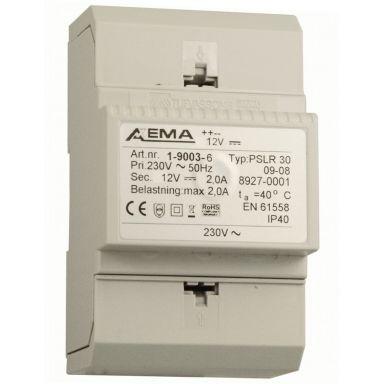 Axema 1-9003-6 Transformator TF6, 12V, 2 A