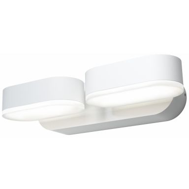 LEDVANCE Endura Mini Spot Vägglykta dubbel, 13W