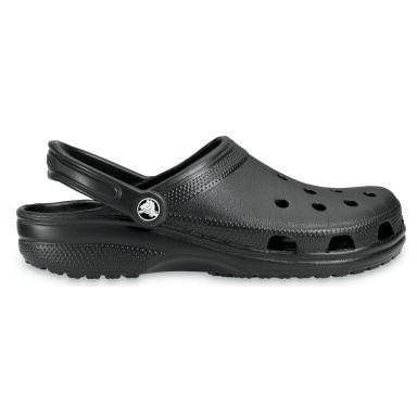 Crocs Classic Toffel svart