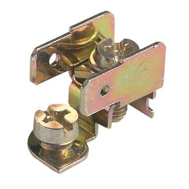 Schneider Electric 5590500 Jordningsbleck för aluminiumkanaler
