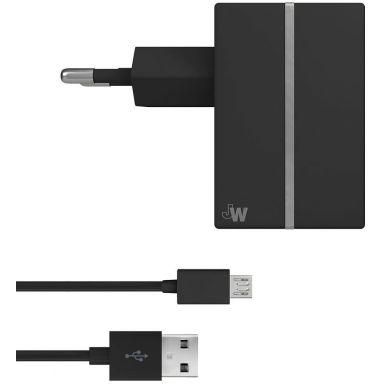 Just Wireless 4000064031 USB-lader 1,8 meter, Micro-USB