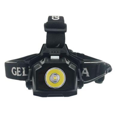 Gelia 4088100011 Pannlampa 1000 lm, uppladdningsbar