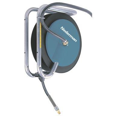 Nederman 30800693 Slangetrommel luft/vann, 1,5 MPa
