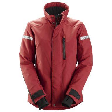 Snickers 1107 AllroundWork Vinterjakke rød