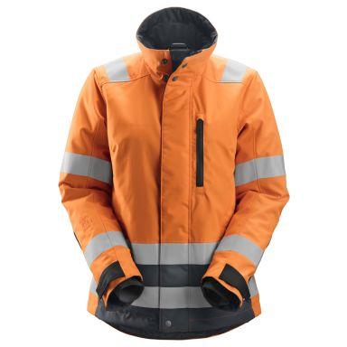 Snickers 1137 AllroundWork Vinterjakke varsel, oransje