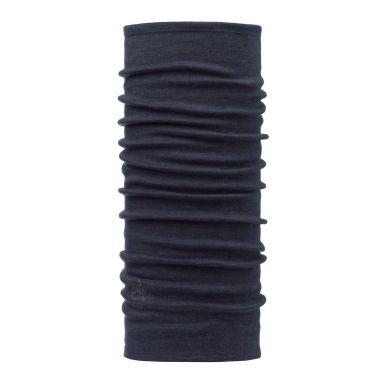 Buff Merino Thermal Halsvärmare marinblå, merinoull