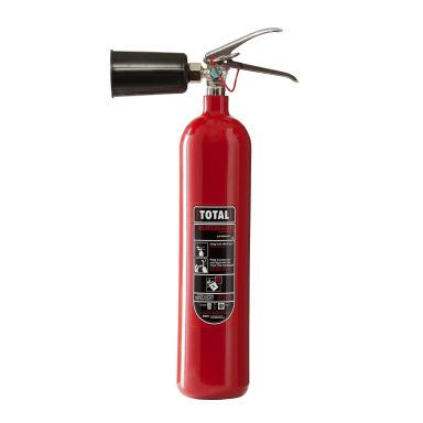 Total FLG KS2BG 34 Brandsläckare koldioxid