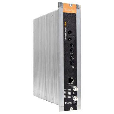 Televes 5806 Modulator 1–2 analoge PAL-kanaler