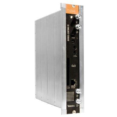 Televes 563301 Transmodulator med DVB-S/S2 tuner
