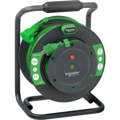Schneider Electric 4000331511 Kabelvinda omvänd, 25+3 meter, IP44