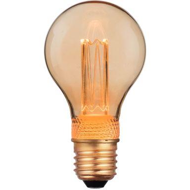 Gelia Deco Normal LED-lampa 65 lm, 2 W, E27