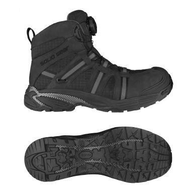Solid Gear Marshal GTX Vernestøvler S3, BOA, svart