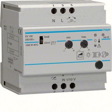Hager EV100 Dimmer 230V, IP20