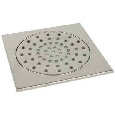 Gelia 3003036122 Flisramme for gulvbrønn, 200 x 200 x 7 mm
