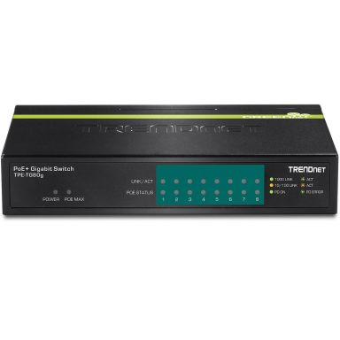 TRENDnet TPE-TG80g Switch