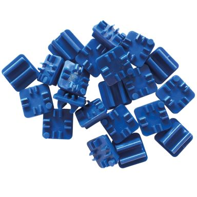 Ebeco Cable Clip Kabelklämma 250-pack