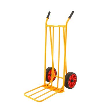 Hörby Bruk P4 PFG Magasinkärra maxlast 250 kg, hög rygg