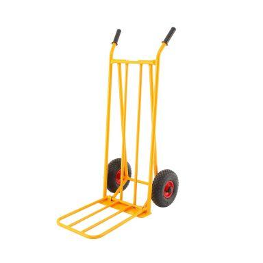 Hörby Bruk P4 Magasinkärra maxlast 250 kg, hög rygg