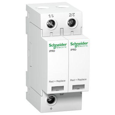 Schneider Electric A9L65201 Ylijännitesuoja epäsuoria salamaniskuja vastaan, iPRD 65R