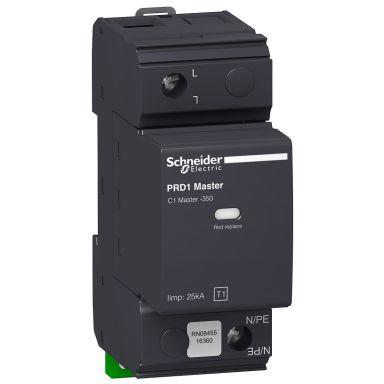 Schneider Electric 16360 Ylijännitesuoja ukkosta vastaan, PDR1 Master