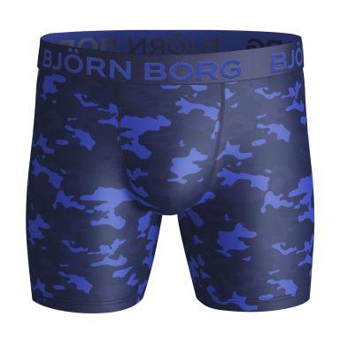 Björn Borg 20020303 Kalsong blå, kamouflage