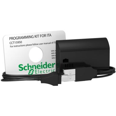 Schneider Electric ITA 1C-4C Programmeringssats för Windows 7/XP/2000