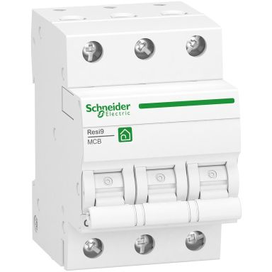 Schneider Electric R9F28310 Dvärgbrytare 3-polig, 440 V
