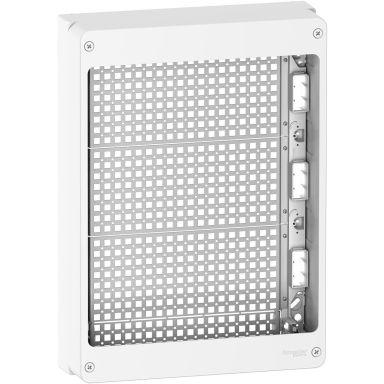 Schneider Electric Resi9 CX Mediakapsling 3 rader