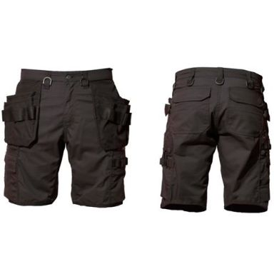Dunderdon P55S Vantage Shorts svart