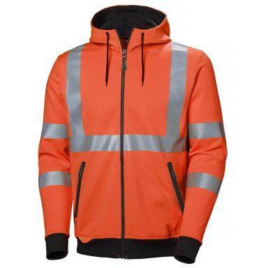 Helly Hansen Workwear Addvis Huppari heijastimet, oranssi