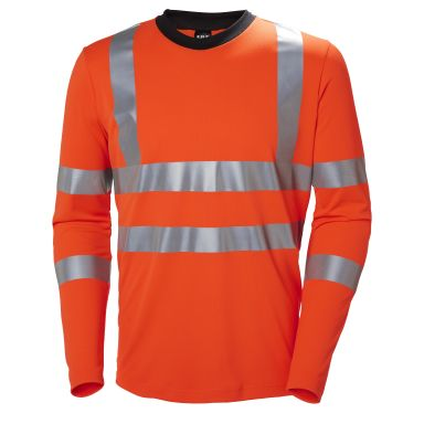 Helly Hansen Workwear Addvis Genser varsel, oransje