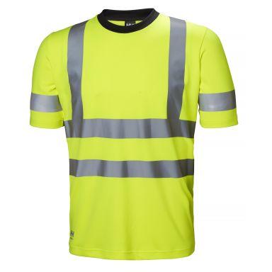 H/H Workwear Addvis T-shirt varsel, gul