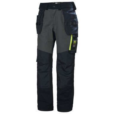 Helly Hansen Workwear Aker Arbetsbyxa marinblå/grå