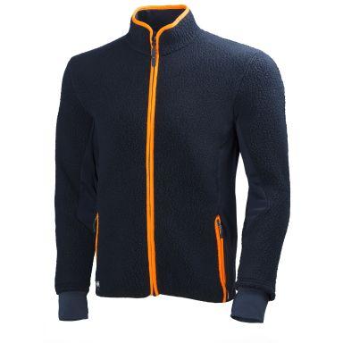 Helly Hansen Workwear Chelsea Evolution Pälsfiberjacka marinblå