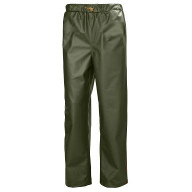 Helly Hansen Workwear Gale Regnbyxa grön, vindtät