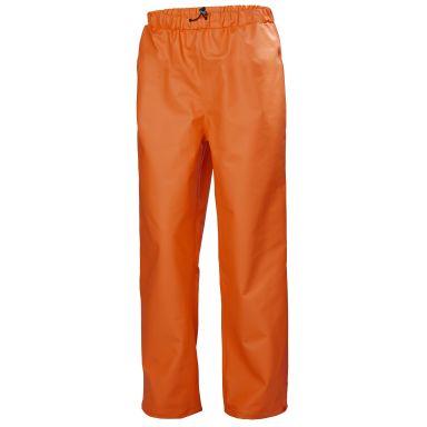 Helly Hansen Workwear Gale Regnbyxa orange, vindtät