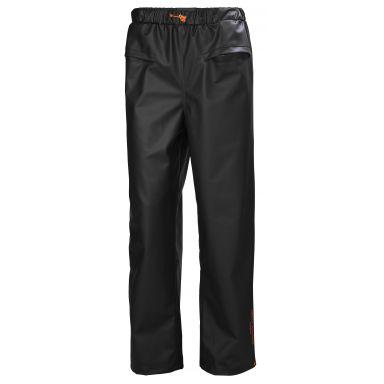 Helly Hansen Workwear Gale Regnbyxa svart, vindtät