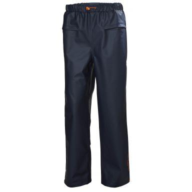 Helly Hansen Workwear Gale Regnbyxa marinblå, vindtät
