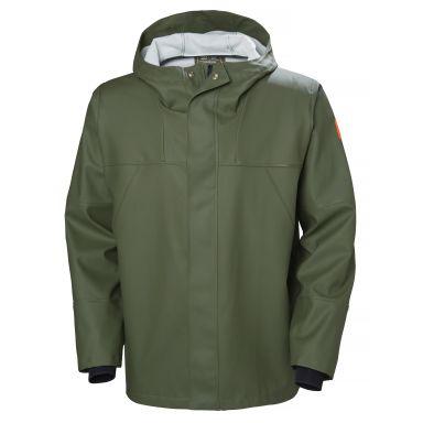Helly Hansen Workwear Storm Regnjacka grön