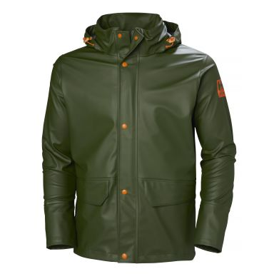 Helly Hansen Workwear Gale Regnjacka grön