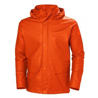Helly Hansen Workwear Gale Regnjacka orange