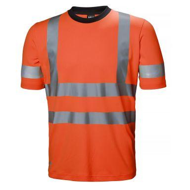 H/H Workwear Addvis T-shirt varsel, orange