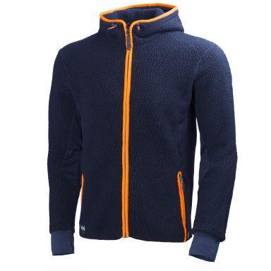 Helly Hansen Workwear Chelsea Evolution Hettegenser marineblå