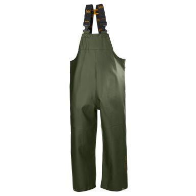 H/H Workwear Gale Regnbyxa grön