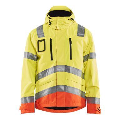 Blåkläder 8718-1977 Limited Edition Skaljacka varsel, gul/orange